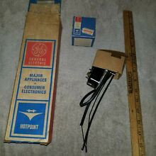 Genuine   GENERAL ELECTRIC WB21X152 Replacement THERMOSTAT Oven  NOS  FreeSHIP