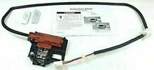 Washer Door Latch Assembly Kit Lid Lock Switch Whirlpool Kenmore Roper Maytag