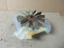 KitchenAid Double Wall Oven Convection Fan Motor Assembly See pic Part   4451583
