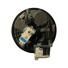 WPW10671941 New Whirlpool Kenmore Dishwasher Pump   Motor Assembly OEM Maytag