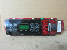 Hotpoint GE Range Timer Clock Control Board Part   WB11K0065