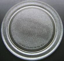 Recycled Kenmore Microwave Glass Turntable Plate   Tray 14 1 8  3390W1A012