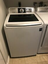 Samsung HE Electric Washer And Dryer Set