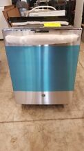GE Profile Top Control Smart Dishwasher Stainless Steel w  Stainless Steel Tub