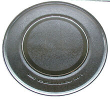 SEARS   Kenmore Microwave Glass Turntable Plate   Tray 16   3390W1A017