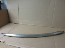 GE Combo Oven Microwave Door Handle Stainless Part   WB15T10160