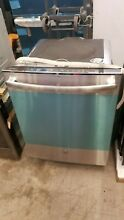 GE Profile PDT825SSJSS 24  Stainless Steel Fully Integrated Dishwasher Steel Tub