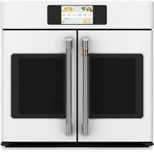 NIB GE Cafe CTS90FP4NW2 30  French Door Smart Single Wall Oven 5 0 CuFt Capacity