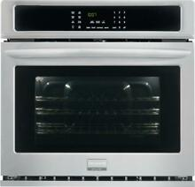 Frigidaire Gallery Series FGEW3065PF 30  Single Electric Wall Convection Oven