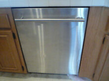 Asko D3251 Stainless Steel Turbo Drying Dishwasher
