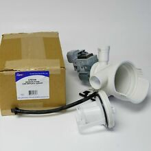 Supco LP6440 Washing Machine Water Drain Pump for Bosch 00436440