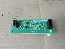 Whirlpool Wall Oven Interface Board Part   W10412514