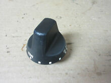 Magic Chef Range Burner Knob Part   74003500