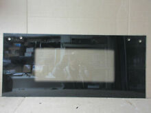 KitchenAid Whirlpool Double Oven Upper Outer Door Glass Part   4449136