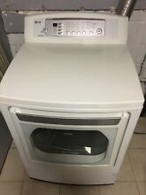 LG Smart Washer And Dryer Set