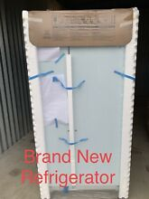Whirlpool WRS322FDAW 33  White Side by Side Refrigerator New Never Used