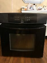 27  Kenmore Self Cleaning Wall Oven