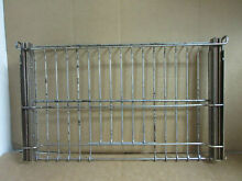 KitchenAid Double Wall Oven Telescopic Sliding Rack Lite Aging Part   8303839
