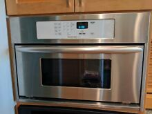 Kitchenaid 30  Convection Microwave Wall Oven Stainless Parting Out