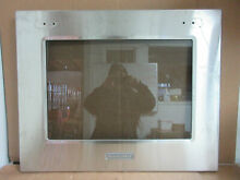 KitchenAid Whirlpool Double Oven Outer Door Panel very Lite Wear Part   8304000
