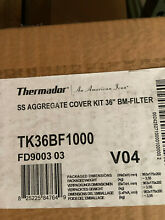 Thermador TK36BF1000 36  Freedom Bottom Freezer Toe Kick