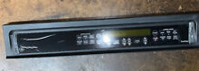 WB36T10201 GE Built In Oven  30  Control Panel New  Black