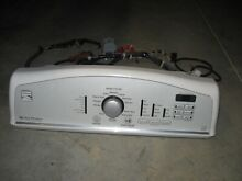 Kenmore washer Control Panel and Wiring Harness