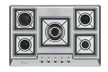 Empava 30 in Gas Cooktop 5 Burners NG LPG Convertible Stove Stainless Steel  0A2
