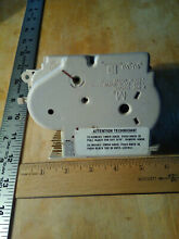 WP3951702   Timer   Whirlpool   Washer