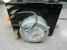 175D1445G008 USED DRYER TIMER GE  FREE SHIP