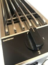 Gaggenau Vario Downdraft Ventilation VL021707 Vintage Pristine Possibly NOS
