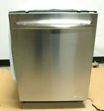Jenn Air JDTSS246GS 24  Stainless Fully Integrated Dishwasher  Open Box