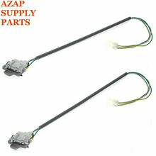 2 Switches 3949247V ERP Washer Lid Switch for Whirlpool 3949247 3949237 2 Pack