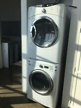 Washer And Dryer Neg  Please Reach Out  Used Only For Towel And Aprons