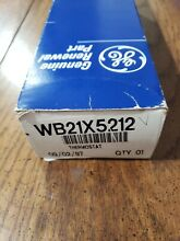 NEW OEM GENERAL ELECTRIC OVEN THERMOSTAT  WB21X5212