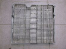 Miele Incognito G858 Upper Basket Insert  Silverware Dishrack Assembly  Used