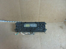 Kenmore GE Wall Oven Control Board Clock Part   WB27K5329