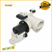 Front Load Washer Drain Pump Motor Whirlpool Duet Kenmore HE2 Maytag Replacement