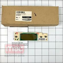 FISHER PAYKEL 527527P LCD MODULE ECO PH5 SVC