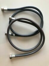 LG Washing Machine Fill Water Hot Cold Water Hose Assembly Part OEM  MEJ63224702