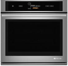 JennAir Euro Style Series JJW3430DS 30  Single Convect  Smart Electric Wall Oven