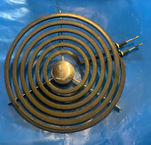 Heating Element Everbilt Ge   Hotpoint 6 Coil Turns For Better Cooking