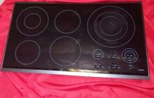 Wolf 36  Induction Cooktop Model CT36I S Stainless Steel
