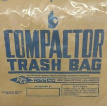 CTS 12 1 Compactor Trash Bags For Whirlpool GE Hotpoint Kenmore