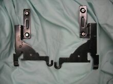 LG Dishwasher Hinge Set Left And Right  MEF63061901 MEF63061902 hinges part DL27