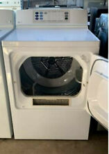 27  White GENERAL ELECTRIC   GAS  Dryer Front Load Model  DPSB613GD0WW