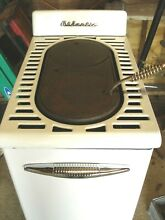 PORTLAND FOUNDRY KITCHEN STOVE Range Apartment Size 15 W Coal Heating Cooking