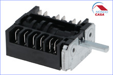Switch 6 Positions For Oven Kitchen Whirlpool Spare Parts Selector Functions