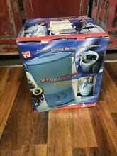 Wonder Washer NEW As Seen On TV Personal Machine Camping RV s Dorms Boats Condo