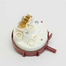 Choice Parts WPW10271610 for Whirlpool Washing Machine Water Pressure Switch